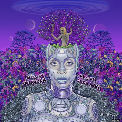 Erykah Badu New Amerykah Part Two Erykah Badu: Return of the Ankh