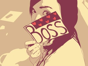 Whose the boss  by deftbeat 300x225 Deftbeat