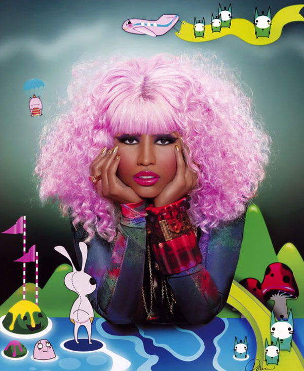 nicki 21 Nicki Minaj in Vibe Magazine