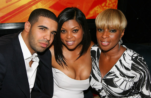 taraji drake mjb Drake: Fancy rmx ft. Mary J. Blige