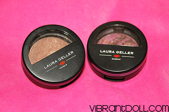 LG 1 Laura Geller Eyeshadow Swatch