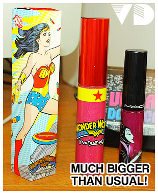 VD CONTEST3 VD x MAC Wonder Woman GIVEAWAY