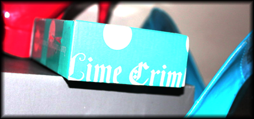 limecrime1 Review: Lime Crime Makeup