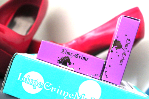 limecrime10 Review: Lime Crime Makeup