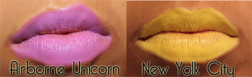 limecrime4 Review: Lime Crime Makeup