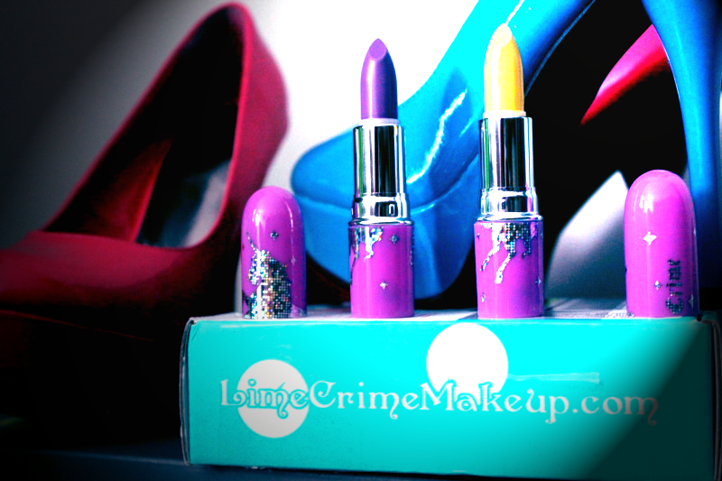 limecrime6 Review: Lime Crime Makeup