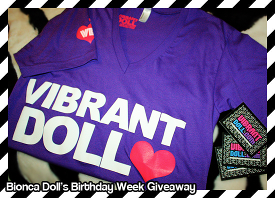 BWGIVEAWAY BIONCA DOLLS BIRTHDAY WEEK