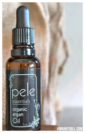 Pele Argan Oil The Face Routine: Neutrogena & Argan Oil