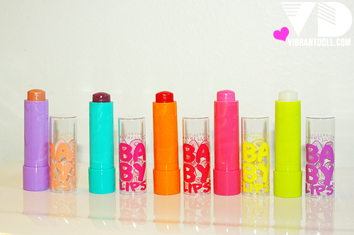MAY BL Maybelline Baby Lips Review + GIVEAWAY