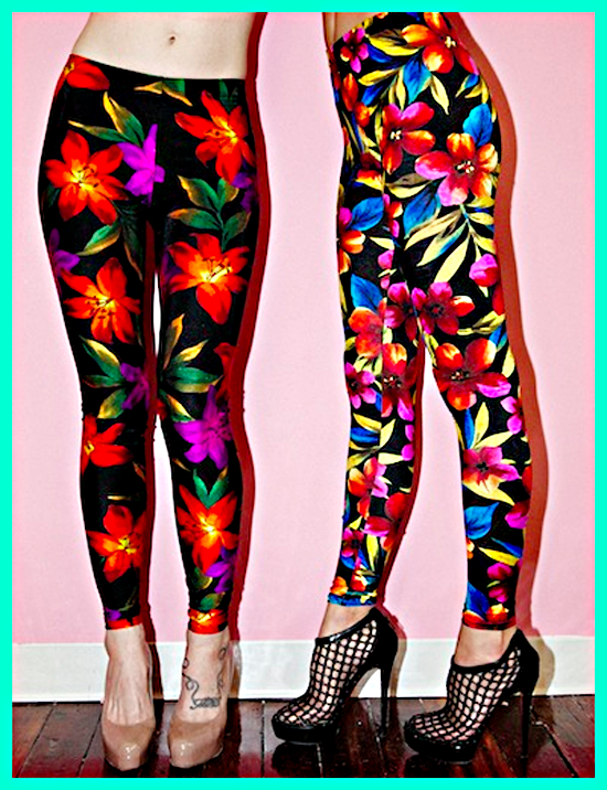 Leggings MTTM Floral Leggings