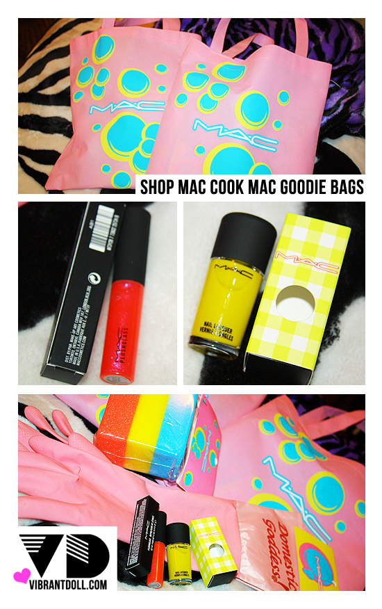 SHOPMACCOOKMAC Giveaway: SHOP MAC COOK MAC Goodie Bags