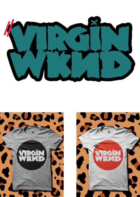 virgin wknd VIRGINWKND T SHIRTS