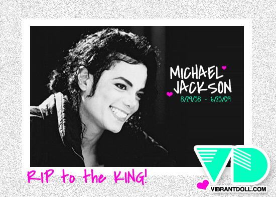 MichaelJackson VD Happy Birthday Michael Jackson!