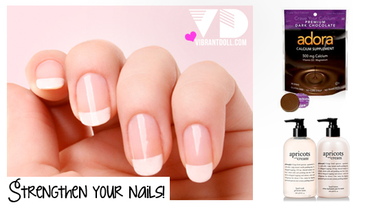 Nails Strengthen Your Nails!
