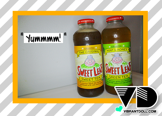 SweetLeaf VD Sweet Leaf Tea Review + Sweepstakes