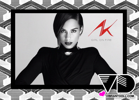 VD AliciaKeys Alicia Keys New Album Girl On Fire