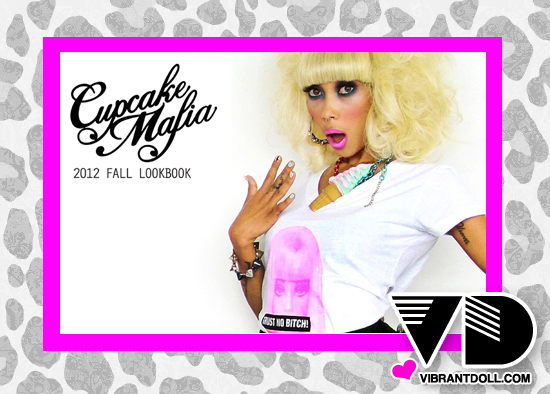 VD CMFall2012 Cupcake Mafia Fall 2012 Lookbook