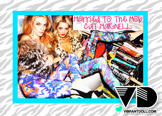 VD MTTMFall2012 MTTM x CAT MARNELL   Fall Leggings